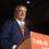 Il sindaco di New York Bill De Blasio rieletto per la seconda volta nella grande mela