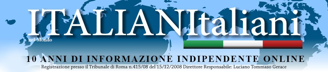 Italiani Italiani nel Mondo